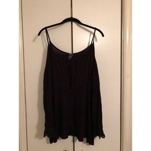 Cold shoulder blouse from Torrid